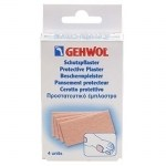 Gehwol Protective Plaster Thick Παχύ προστατευτικό έμπλαστρο, 4τμχ Allpharmacy Overespa