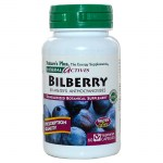 Nature`s plus bilberry 50 mg vcaps 60 -allpharmacy overespa