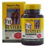 Nature`s plus fat busters tablets 60 -allpharmacy overespa