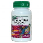 Nature`s plus red yeast rice gugulipid vcaps 60 -allpharmacy overespa