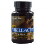 Nature`s plus ultra virile-actin tablets 60 -allpharmacy overespa
