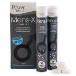 Power health mens-x complex, 32s αναβράζοντα δισκία - allpharmacy overespa