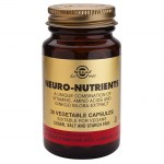 Solgar neuro nutrients 30s -allpharmacy overespa