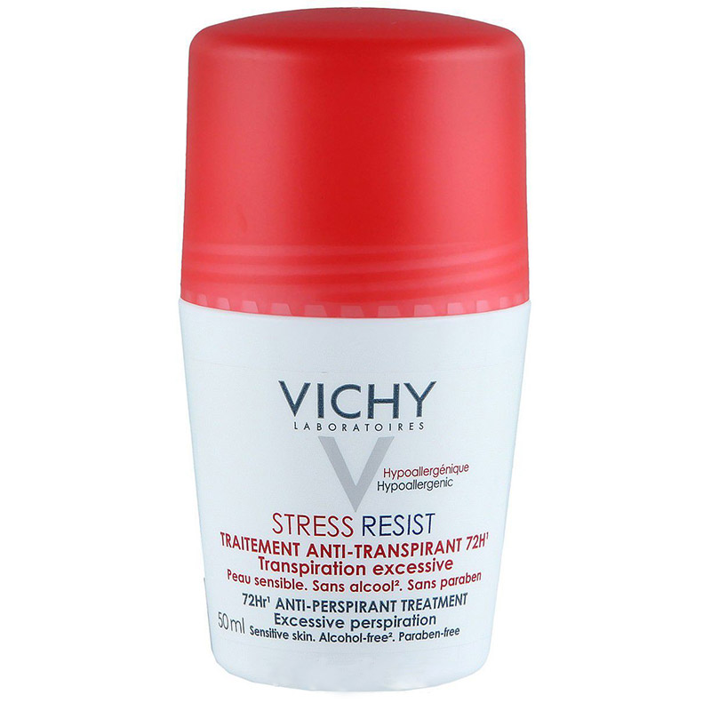 Vichy Deo Bille Stress-resist Αποσμητικό roll on, 50ml allpharmacy overespa