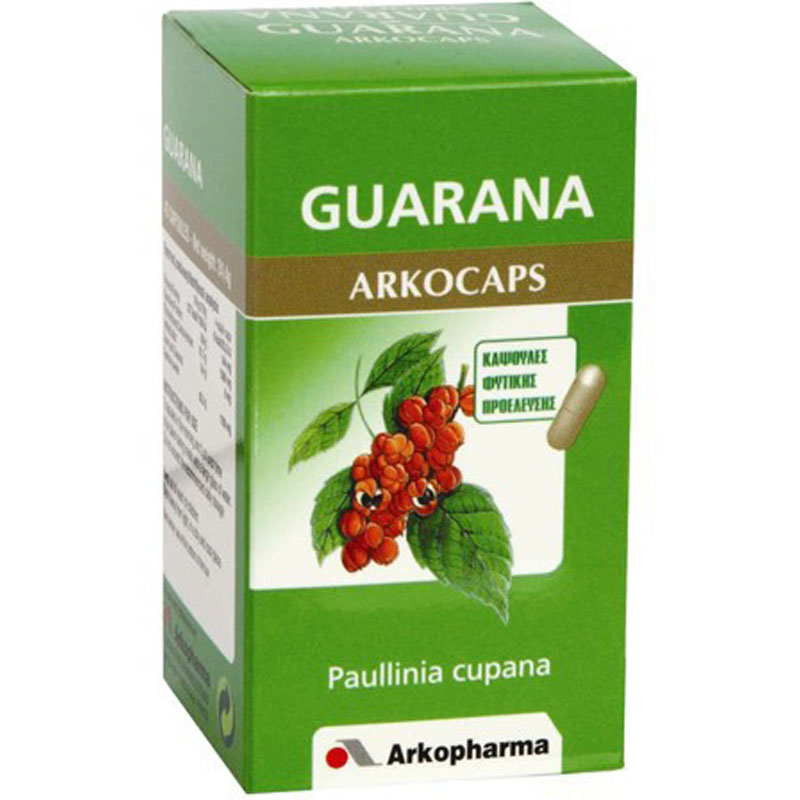 Arkocaps Guarana 45 Caps