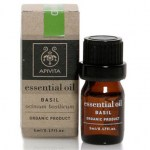 Apivita essential oil basilicum 5ml - allpharmacy overespa