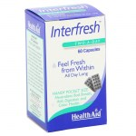 Health aid interfresh breath fresh 50caps Κάψουλες που προσφέρουν φρεσκάδα και δροσερή αναπνοή - allpharmacy overespa