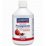 Lamberts Pomegranate Concentrate Συμπληρώματα, 500ml Allpharmacy Overespa
