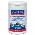Lamberts Pure Oracomega - Συμπληρώματα διατροφής, Allpharmacy - Overespa