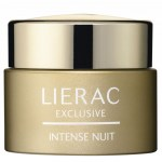Lierac Exclusive Intense Nuit Κρέμα κατά των ρυτίδων για πρόσωπο-λαιμό Allpharmacy Overespa