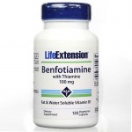 Life extension benfotiamine 120  vegicaps -allpharmacy overespa