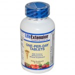 Life extension one per day 60 veg tabs -allpharmacy overespa