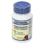 Life extension pomegranate extract 30 vegicaps -allpharmacy overespa