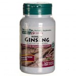 Nature`s plus korean ginseng 250 mg vcaps 60 -allpharmacy overespa