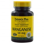 Nature`s plus manganese 50 mg tablets 90 -allpharmacy overespa