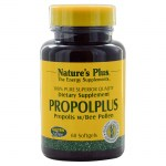 Nature`s plus propol-plus softgels 60 -allpharmacy overespa