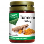 POWER HEALTH TURMERIC 500mg 30s -allpharmacy overespa