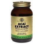Solgar acai extract softgels 60s -allpharmacy overespa