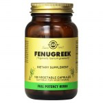 Solgar fenugreek 520mg vegicaps 100s -allpharmacy overespa