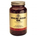Solgar wheat germ oil 1140mg softgels 100s -allpharmacy overespa