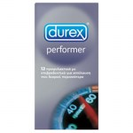 durex Performer Προφυλακτικά, 12τμχ Allpharmacy Overespa