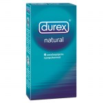 Durex Natural Προφυλακτικά, 6τμχ. Allpharmacy - Overespa