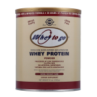 Solgar Whey To Go Protein Πρωτεΐνη από ορό γάλακτος, 1162 gr Allpharmacy Overespa